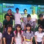 第二回TIAシミュレーションゴルフコンペ^^
